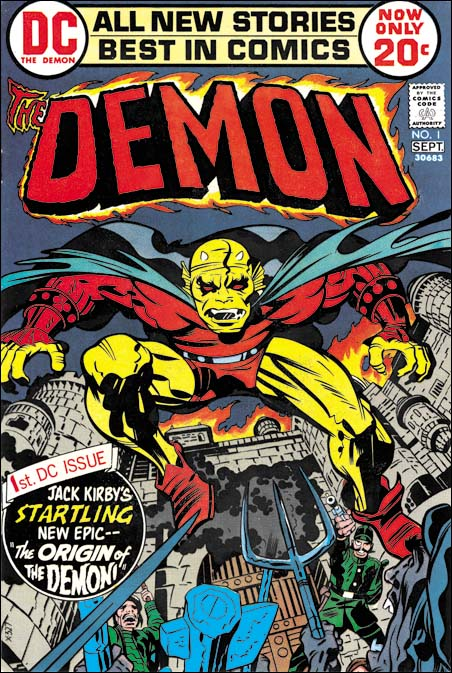 The Demon #1