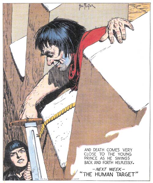 Prince Valiant (January 15, 1938)