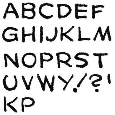 LettersBlueBeetleFebruary