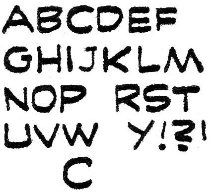 Letters Green Hornet #39