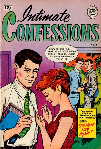 Intimate Confessions #10