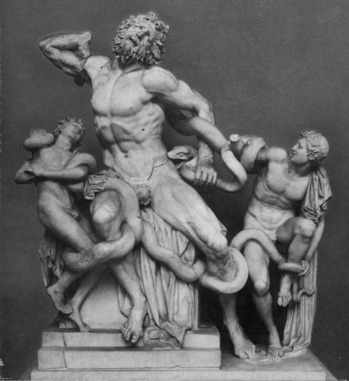 laocoon | Simon and Kirby