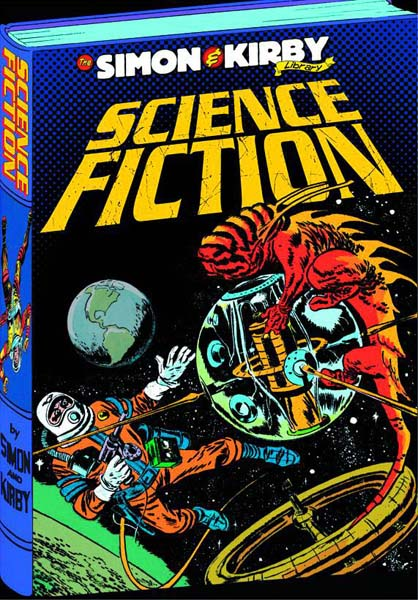 Image result for simon and kirby science fiction