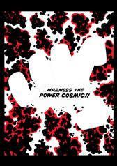 2008 - Kam Tang's Power Cosmic print