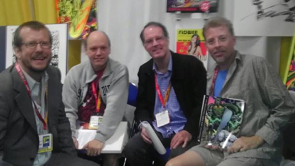 Hoppe, Kraft, Schwartz, and Morrow