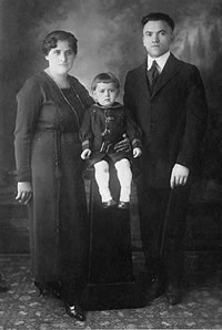 1920 - Rose, Jacob, and Ben Kurtzberg