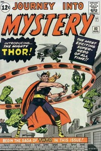 1962 - Journey Into Mystery #82 cover