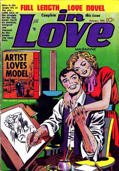1955 - In Love 3 cover