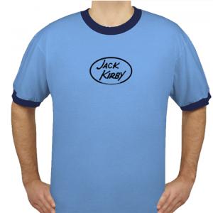 2011 - Jack Kirby Ringer T