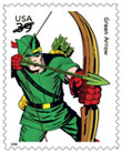 2005 - USPS Green Arrow stamp