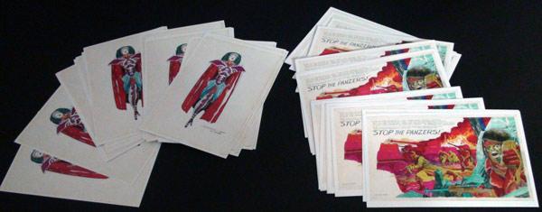 2010 - Postcards