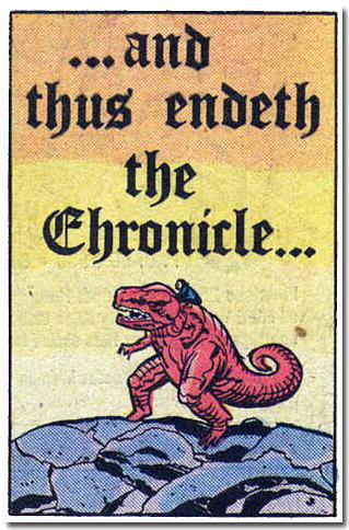 Devil Dinosaur final panel