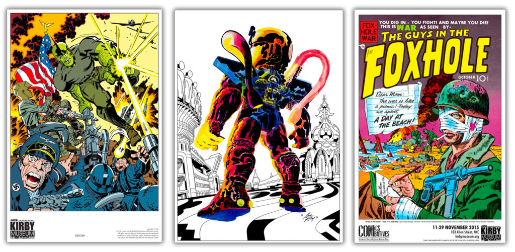 Jack Kirby Museum Amp Research Center