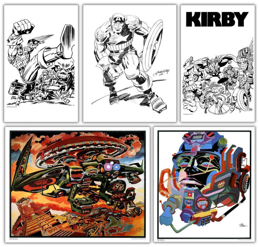 Kirby Vintage Prints